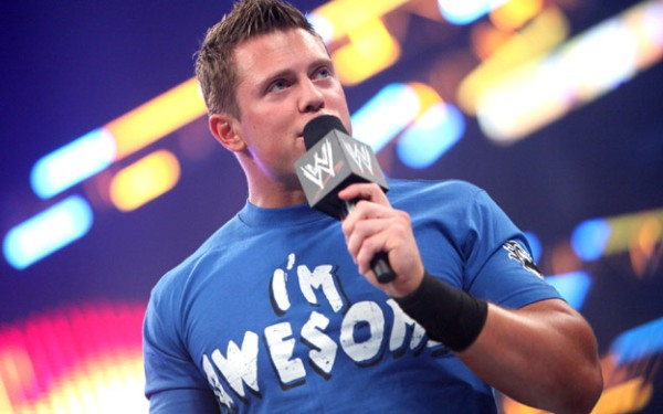 The Miz started as a kid dreaming of being a professional wrestler and now is a WWE champion. (Photo uncredited)