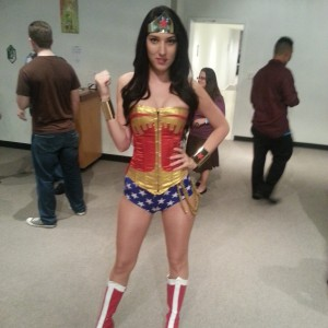 Wonder Woman from DC Universe.